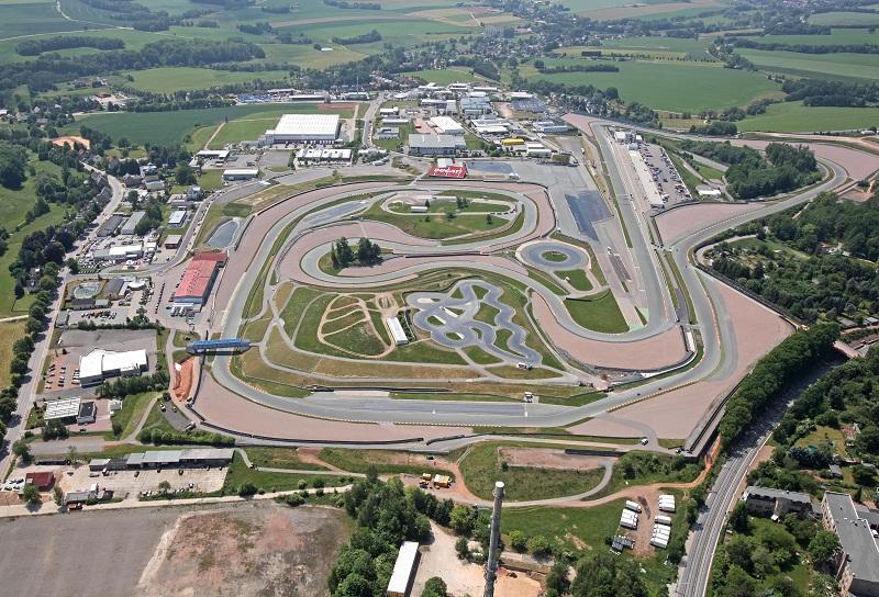 Circuito Sachsenring : Moto gp